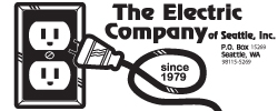Electric Company of Seattle Logo