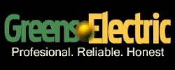 Green's Electric Logo