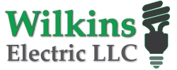 Wilkins Electric LLC Logo