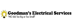 Goodman's Electrical Services Logo
