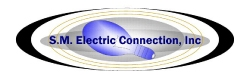 63547-S.M Electric Connection Inc. Logo