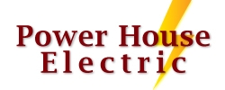 Power House Electric Logo