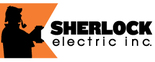 Sherlock Electric Logo