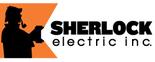 Sherlock Electric Logo