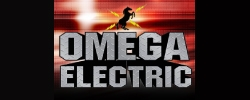 Omega Electric Logo