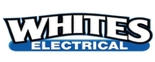 White's Electrical Logo