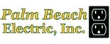 Palm Beach Electric, Inc. Logo