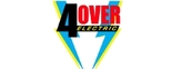 4 Over Electric Logo