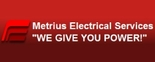 Metrius Electrical Logo