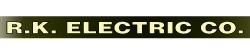 R. K. Electric Co Logo