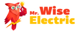 Mr Wise Electric Logo