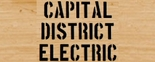 Capital District Electric Logo