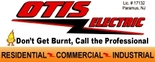 Otis Electric  Logo