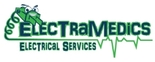Electramedics Electrical Services Logo