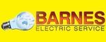 Barnes Electric Service Logo