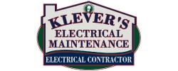 Klever's Electrical Maintenance Logo