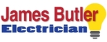 James Butler Electrician Logo