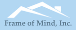 Frame Of Mind, Inc.  Logo