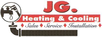 JG Heating & Cooling Logo