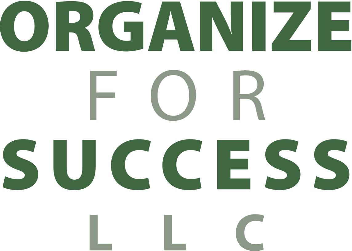 Organize for Success, LLC Logo