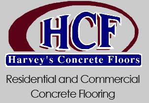 Harvey's Concrete Floor Inc Logo