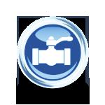 Pleasant Valley Plumbing Logo