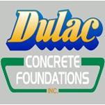 Dulac Concrete Foundations, Inc. Logo