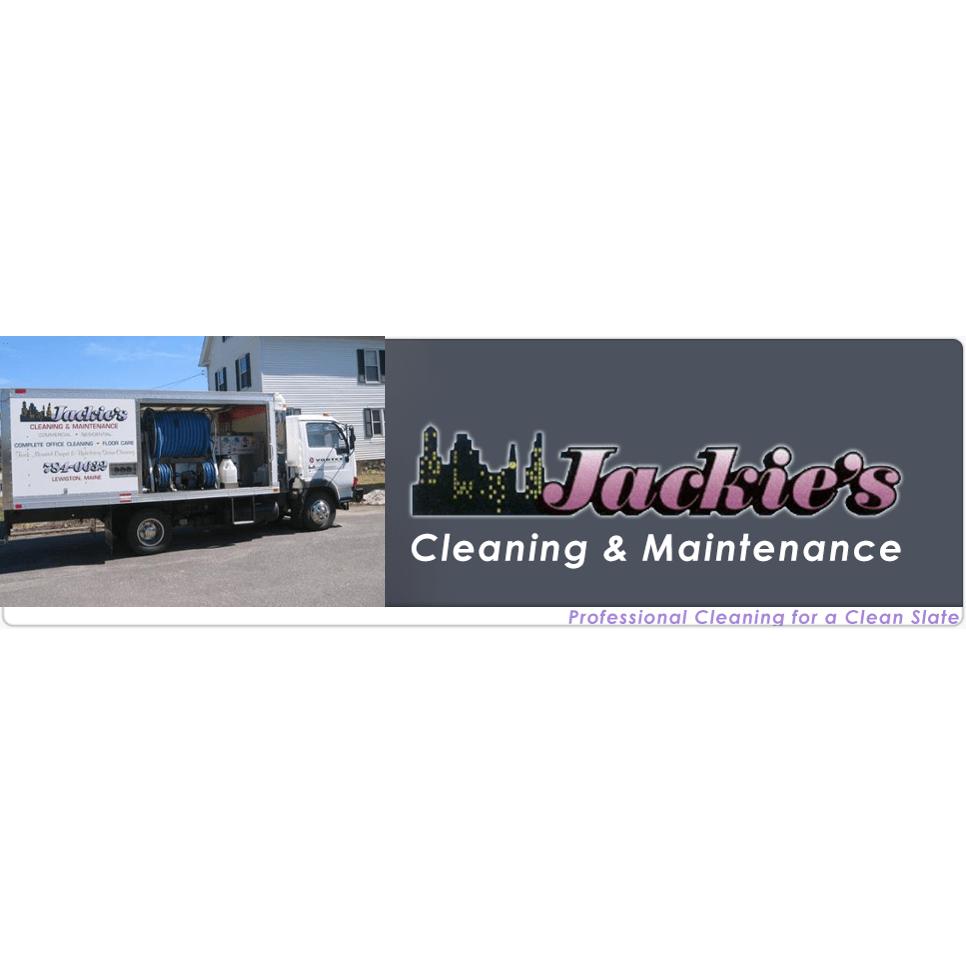 Jackie's Cleaning & Maintenance Logo