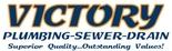 Victory Plumbing, Sewer & Drain Logo