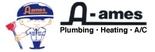 A-Ames Plumbing & Drains Logo