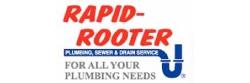 Rapid-Rooter Plumbing & Drain Service Logo