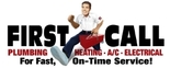 First Call Plumbing & Drain Service Logo