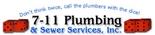 7-11 Plumbing & Sewer Services, Inc. Logo