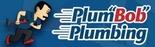 "Plum""BOB"" Plumbing Logo"