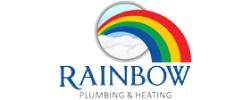 Rainbow Plumbing & Heating Logo