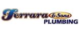 Ferrara and Sons Custom Plumbing Logo