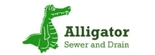 Alligator Sewer & Drain Logo
