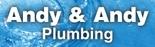 Andy & Andy Plumbing Logo