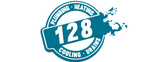 128 Plumbing, Heating & Cooling Logo