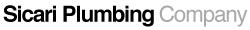 Sicari Plumbing Company Logo