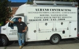 Albano Contracting Logo