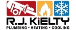 R.J. Kielty Plumbing  Logo