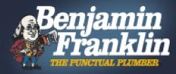 Benjamin Franklin Plumbing of Greenville Logo