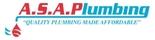 417-ASAP Plumbing Logo