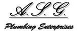 A.S.G. Plumbing Tucson Plumber Logo