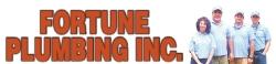 Fortune Plumbing, Inc. Logo