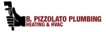 B. Pizzolato Plumbing & Heating Logo