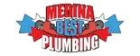"Medina ""BEST"" Plumbing Logo"