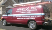 Walsh Brother's Plumbing & Mechanical Services Logo