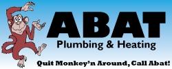 Abat Construction and Plumbing Inc. Logo